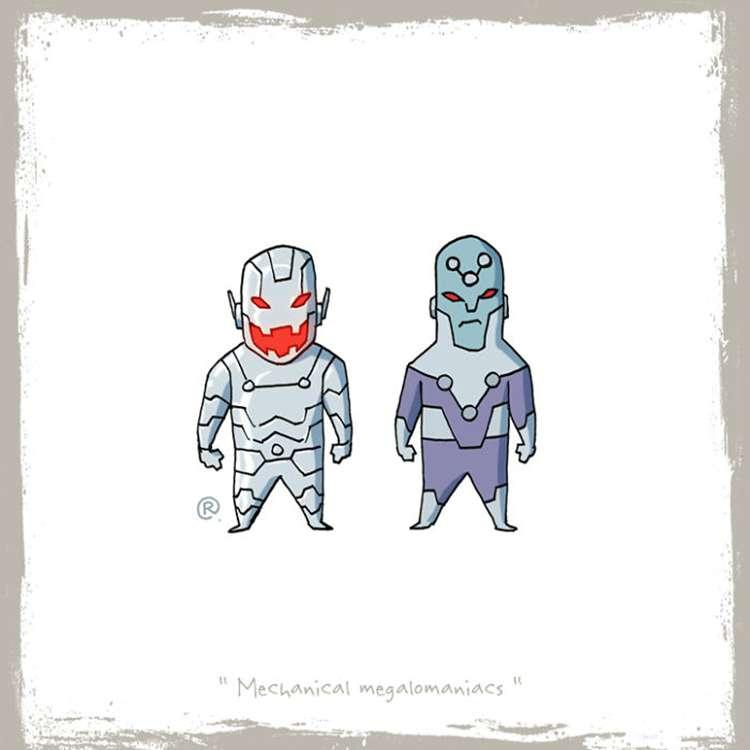 Ultron / Brainiac