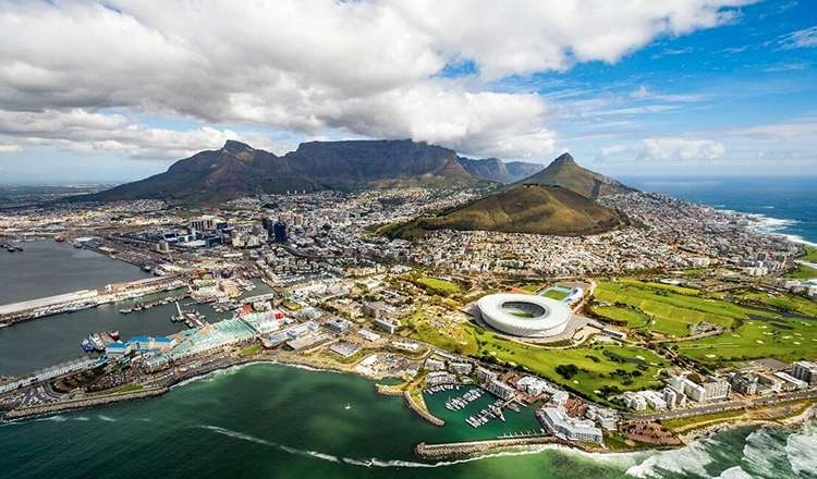 Cape Town, Güney Afiraka