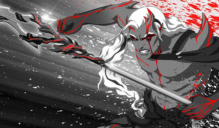 Blood of Zeus : Konusu