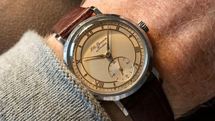 Saat Markaları : Benson
