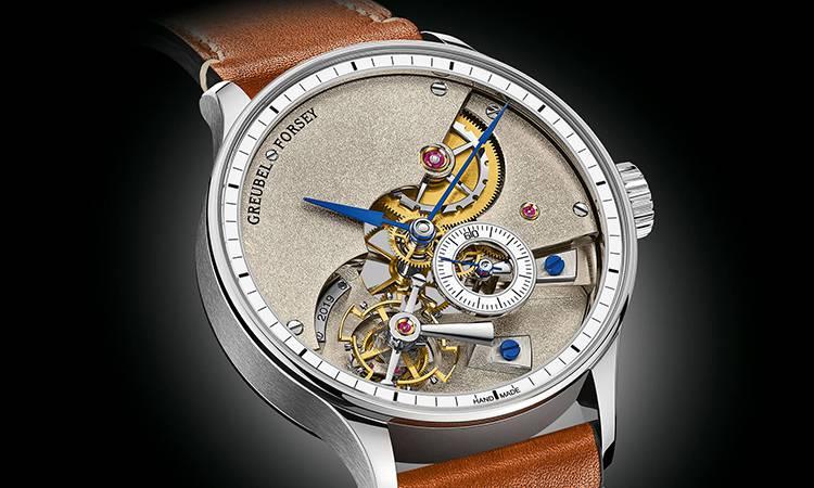 Saat Markaları : Greubel Forsey