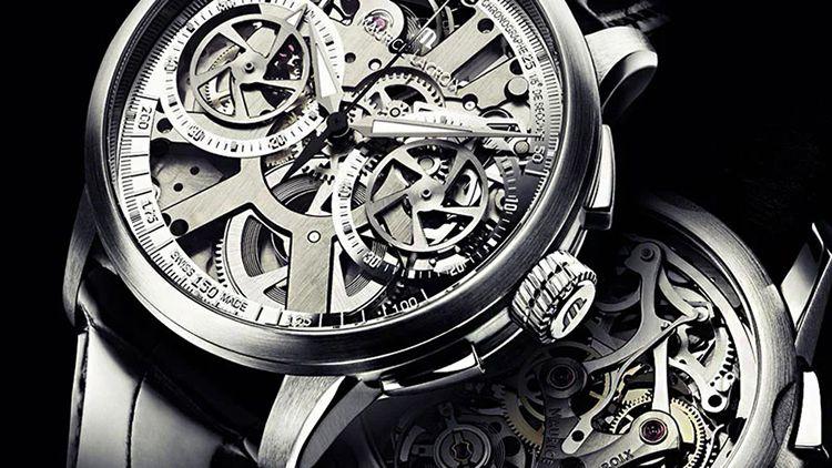 Saat Markaları : Maurice Lacroix