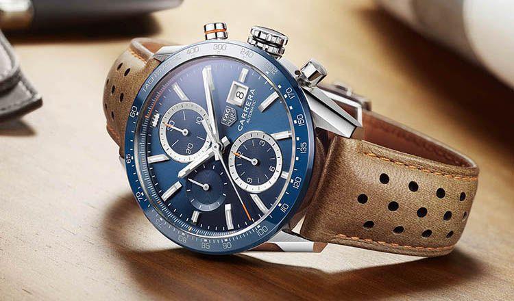 Saat Markaları : TAG Heuer