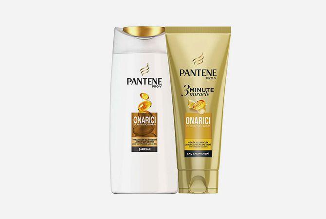 Pantene Şampuan Markası