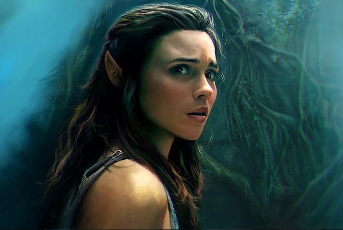 Amberle Elessedil