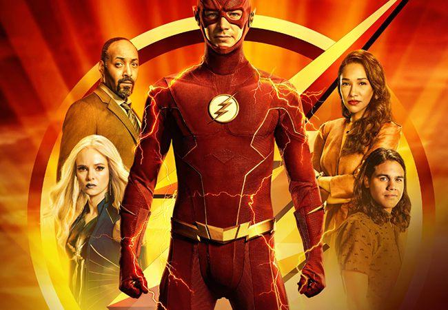 The Flash Oyuncuları