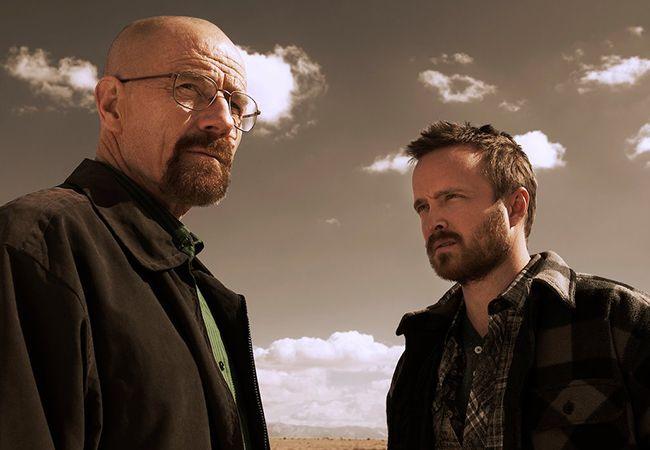 Netflix Western Dizileri : Breaking Bad