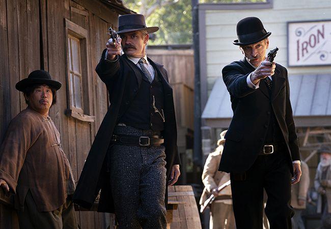 Netflix Western Dizileri : Deadwood