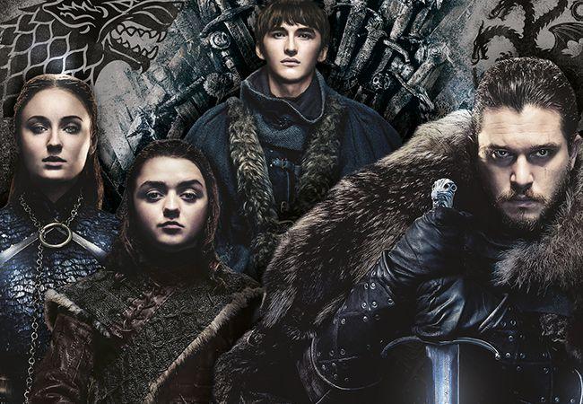 Aksiyon Dizileri : Game of Thrones
