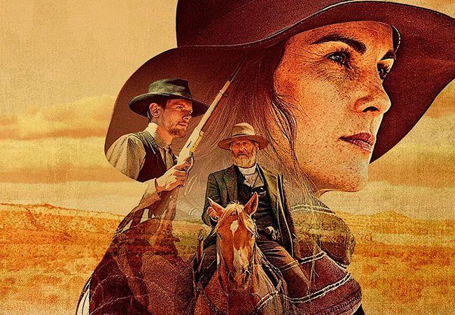 Netflix Western Dizileri : Godless