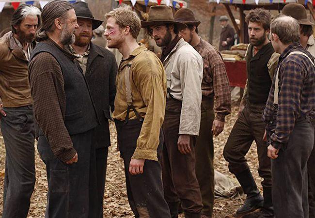 Netflix Western Dizileri : Hatfields & McCoys