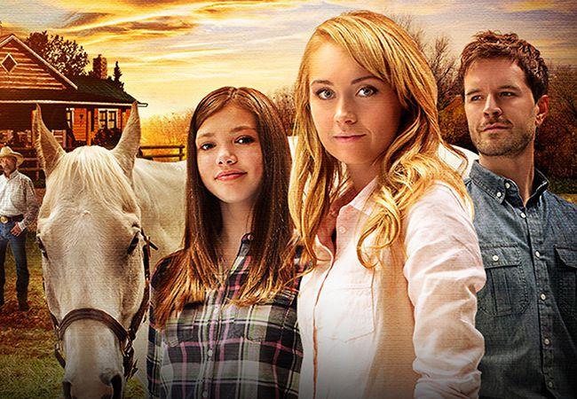 Netflix Western Dizileri : Heartland