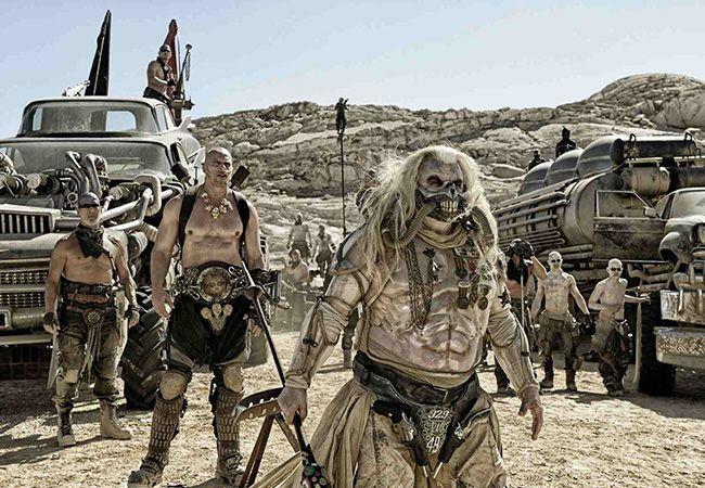 Mad Max: Öfkeli Yollar