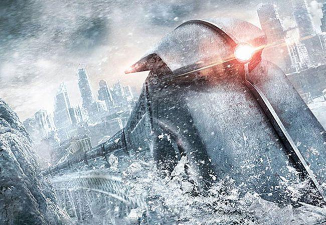 Aksiyon Dizileri : Snowpiercer