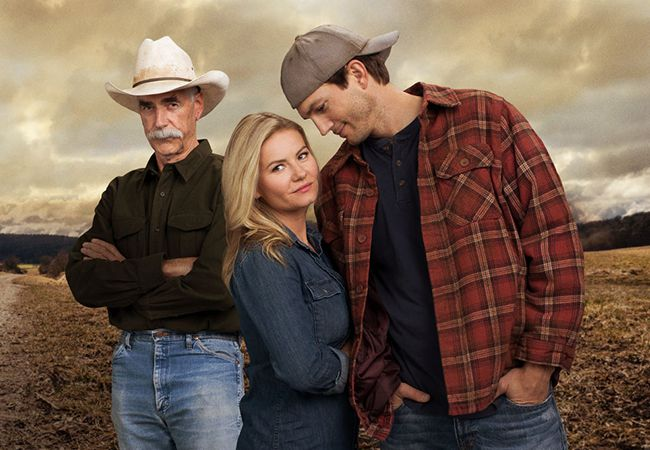 Netflix Western Dizileri : The Ranch