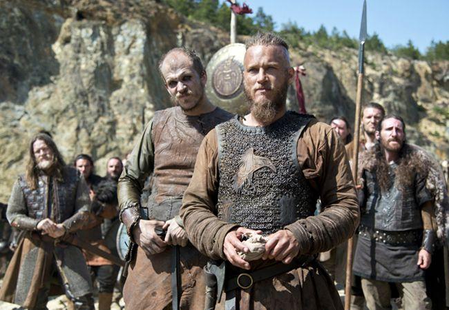 Aksiyon Dizileri : Vikings