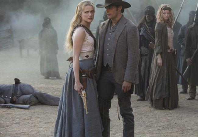 Netflix Western Dizileri : Westworld