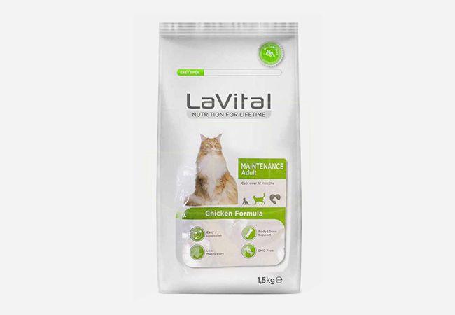 LaVital Kedi Maması