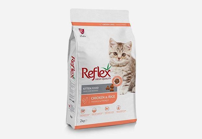 Reflex Kitten Kedi Maması