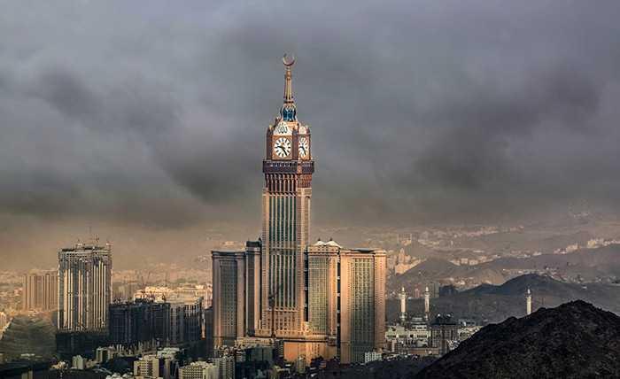 Mekke Kraliyet Saat Kulesi