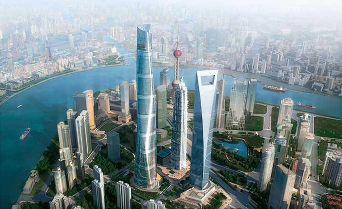 Şanghay Kulesi