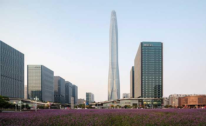 Tianjin CTF Finans Merkezi