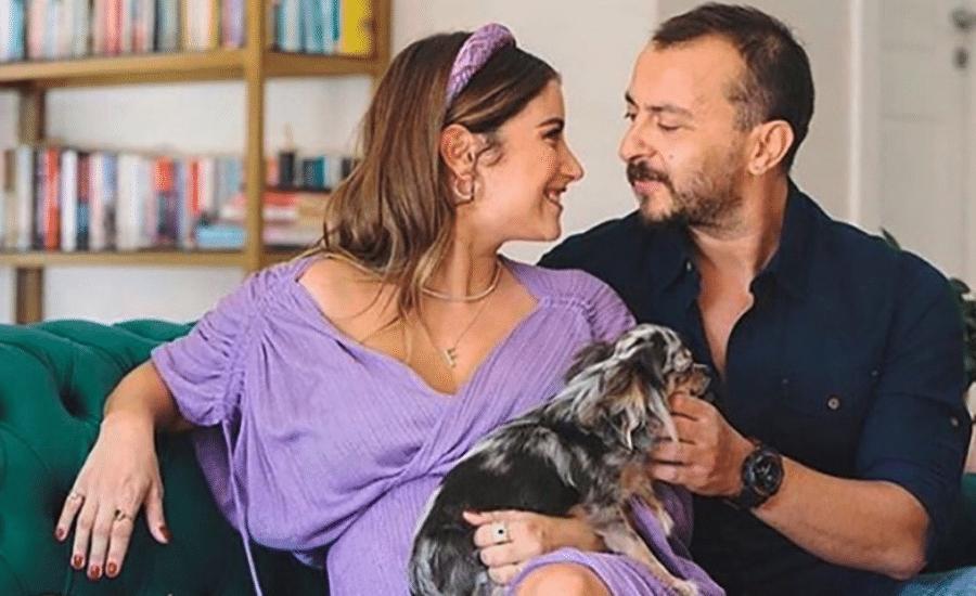 Hazal Kaya ve Ali Atay Çiftinin Bebeği