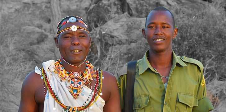 Kenya'nın İki Farklı Resmi Dili Vardır
