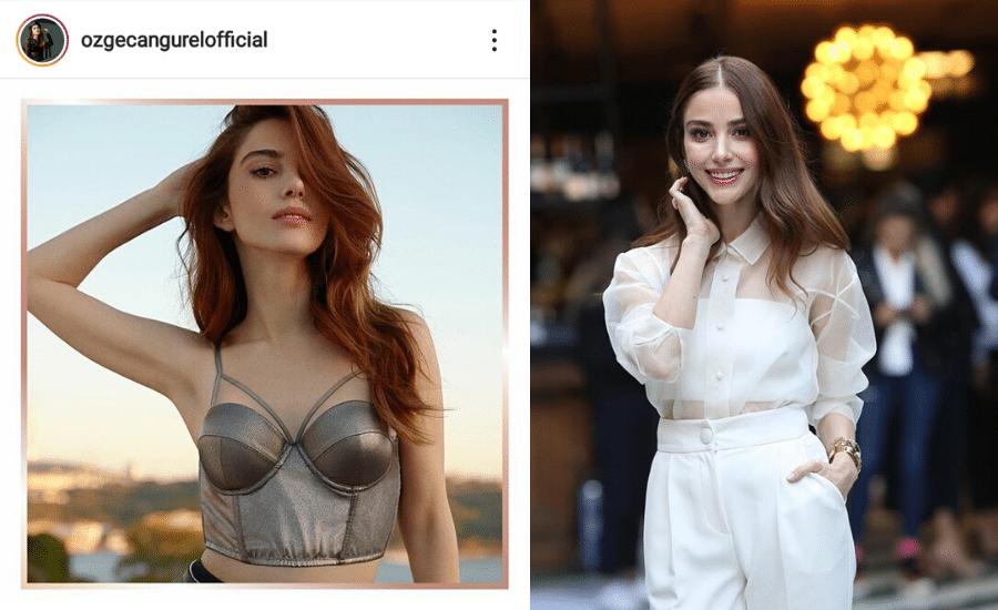 Özgecan Gürel instagram pozları