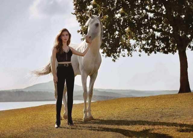 Penti'nin reklam yüzü Özgecan Gürel